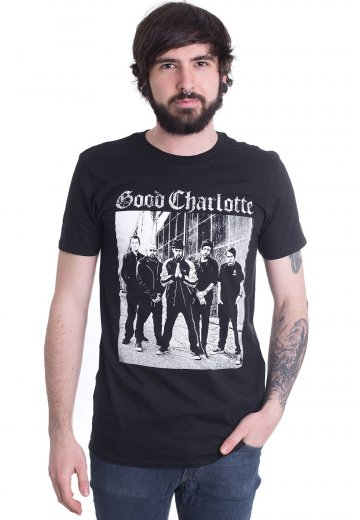 Good Charlotte - Photo Tour - T-Shirt