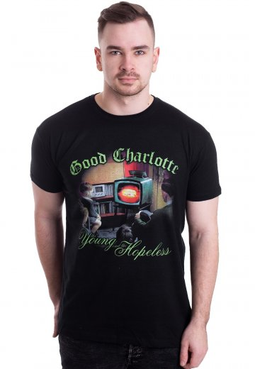 Good Charlotte - The Young And The Hopeless - T-Shirt