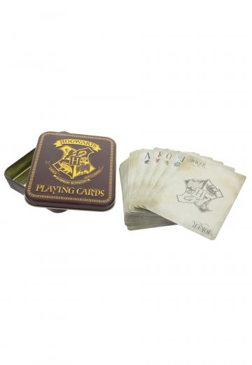Harry Potter - Hogwarts Playing - Card Game