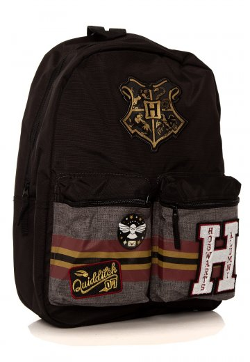 Harry Potter - Hogwarts Patches - Backpack
