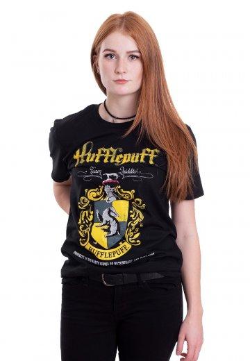 d39c3200dc7 Harry Potter - Hufflepuff Quidditch - T-Shirt