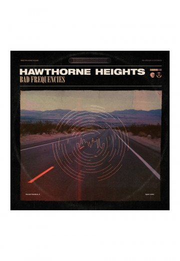 Hawthorne Heights - Bad Frequencies - CD