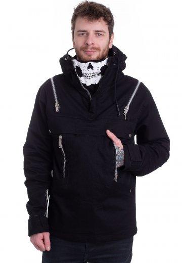 Heartless - Creeper Black - Jacket