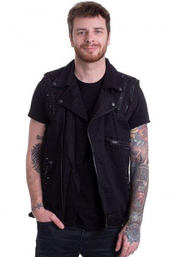 Heartless - Eero Black - Vest