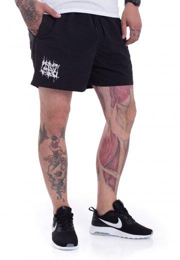 Heaven Shall Burn - Stacked Logo - Shorts