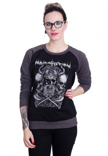 Heaven Shall Burn - Axes Black/Charcoal - Sweater