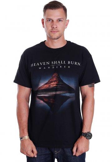 Heaven Shall Burn - Cover Wanderer - T-Shirt
