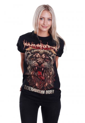 Heaven Shall Burn - Extermination Lion - T-Shirt