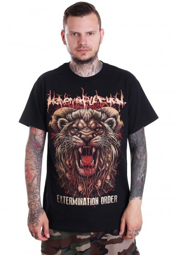 Heaven Shall Burn - Extermination Lion - T-Shirt