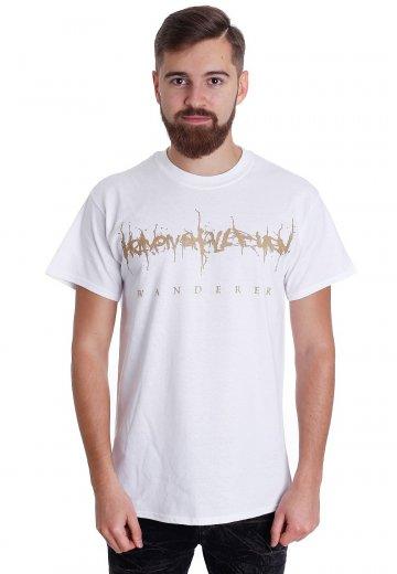Heaven Shall Burn - Gold Crane White - T-Shirt