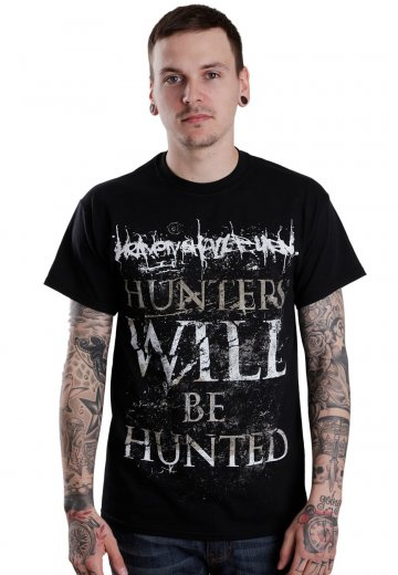 Heaven Shall Burn - Hunters Will Be Hunted - T-Shirt