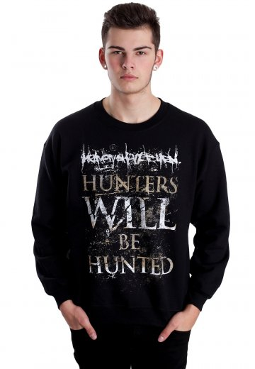 Heaven Shall Burn - Hunters Will Be Hunted - Sweater