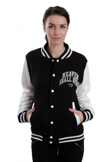 Heaven Shall Burn - Lion Black/White - College Jacket