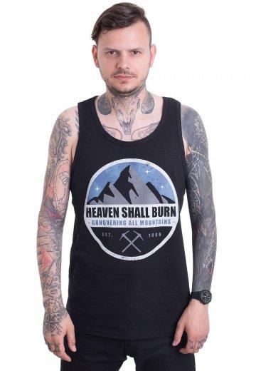 Heaven Shall Burn - Mountains - Tank