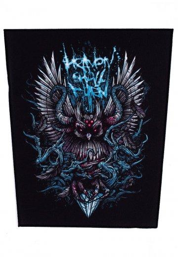 Heaven Shall Burn - New Blue Owl - Backpatch