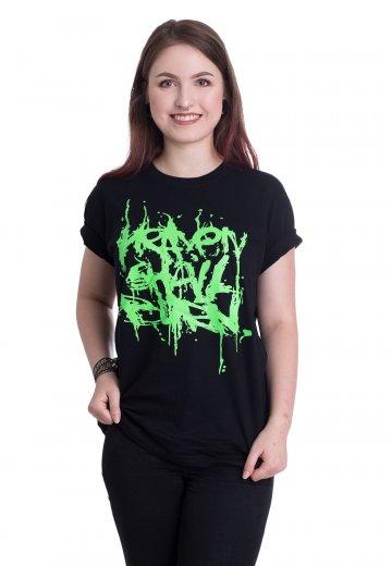 Heaven Shall Burn - New Green Logo - T-Shirt