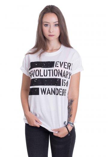 Heaven Shall Burn - New Revolutionary White - T-Shirt