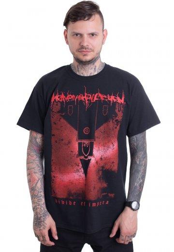 Heaven Shall Burn - Red Church - T-Shirt