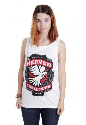 Heaven Shall Burn - Red Dove White - Tank
