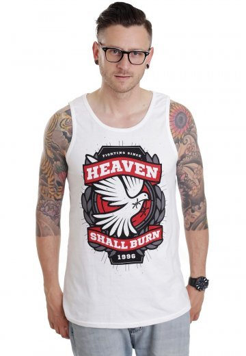 Heaven Shall Burn - Red Dove White - Tank