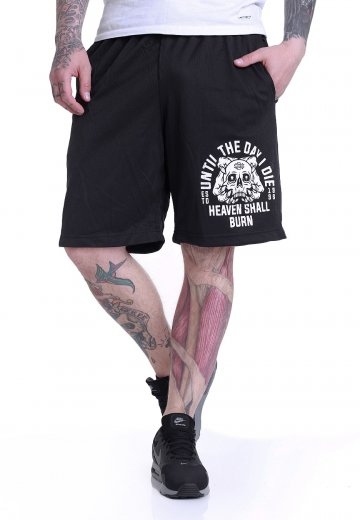 Heaven Shall Burn - Until The Day Zip - Shorts