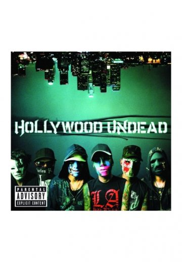 Hollywood Undead - Swan Songs - CD