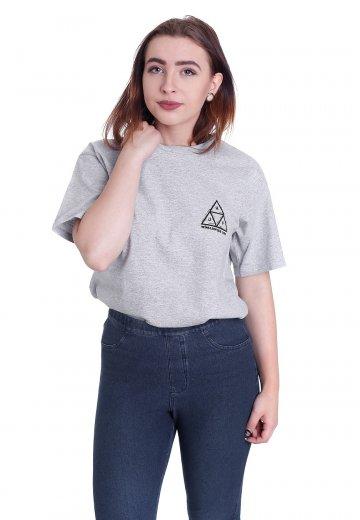 f58904a3c5c323 HUF X Snoopy - Pigpen Triple Triangle Grey Heather - T-Shirt - Streetwear  Shop - Impericon.com US