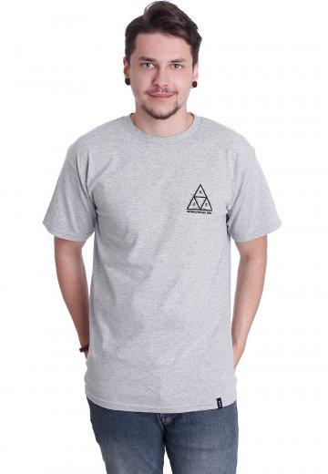 3da3462e440a4a HUF X Snoopy - Pigpen Triple Triangle Grey Heather - T-Shirt ...