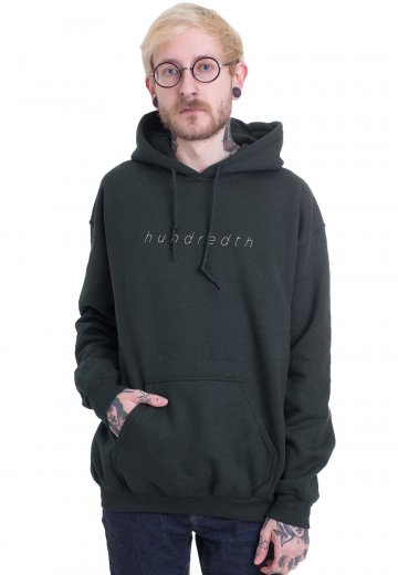 Hundredth - Simple Yang Forest Green - Hoodie