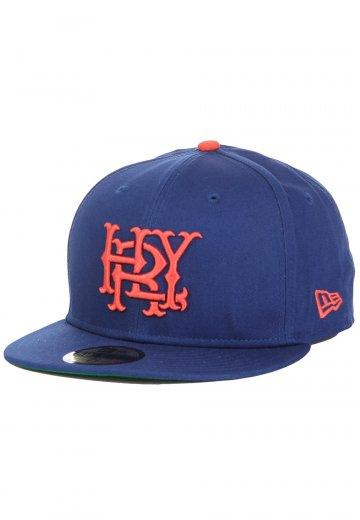 704d50eba25c4 Hurley - Major Leagues New Era Blue - Cap - Impericon.com UK
