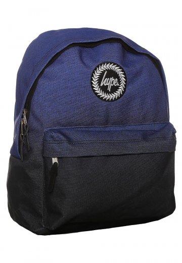 2d4be92b5f6c HYPE. - Speckle Fade Navy Black - Backpack - Streetwear Shop ...