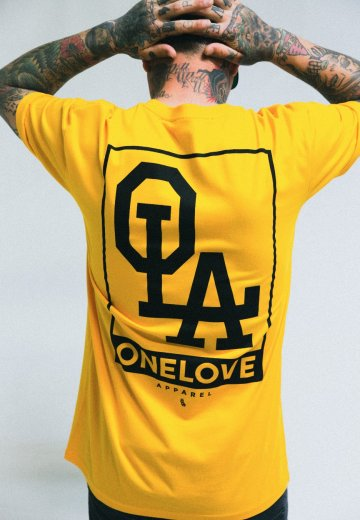 One Love Apparel - OLA Gold - T-Shirt