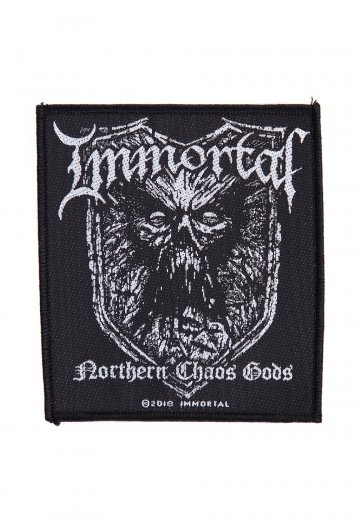 Immortal - Northern Chaos Gods - Patch