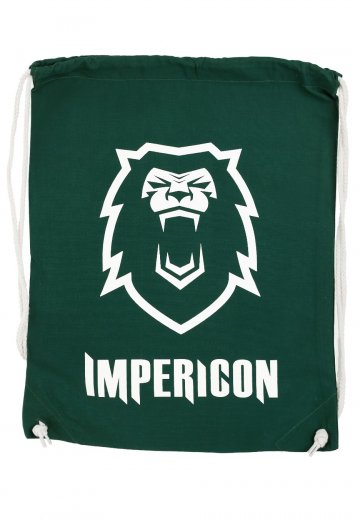 Impericon - Lion Green Drawstring - Backpack