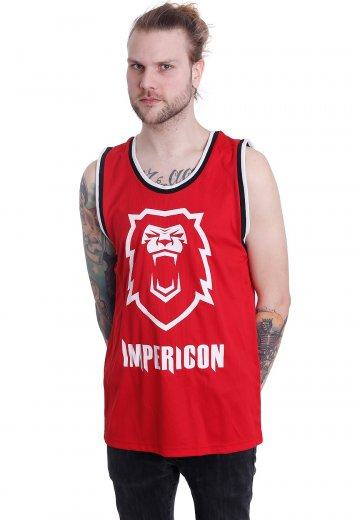 Impericon - Lion Red - Jersey
