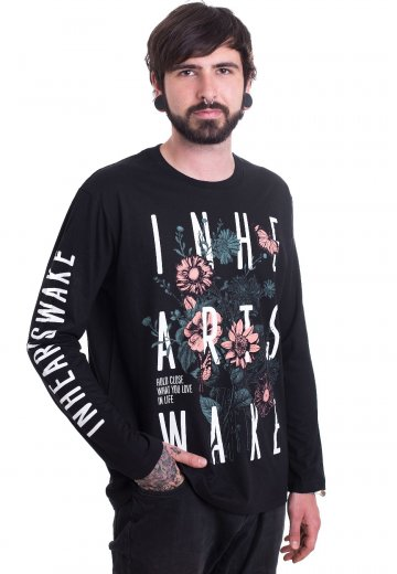 In Hearts Wake - Hold Close - Longsleeve
