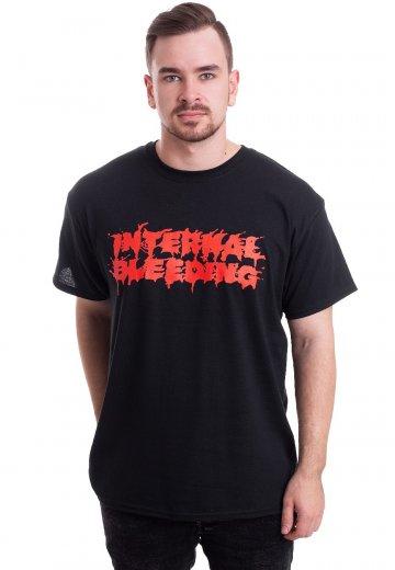 Internal Bleeding - Bent On Ending Humanity Cover - T-Shirt