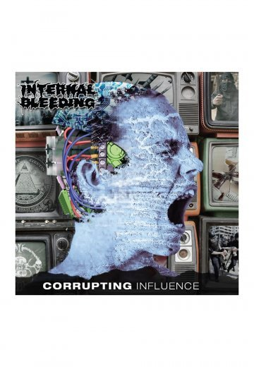 Internal Bleeding - Corrupting Influence - CD