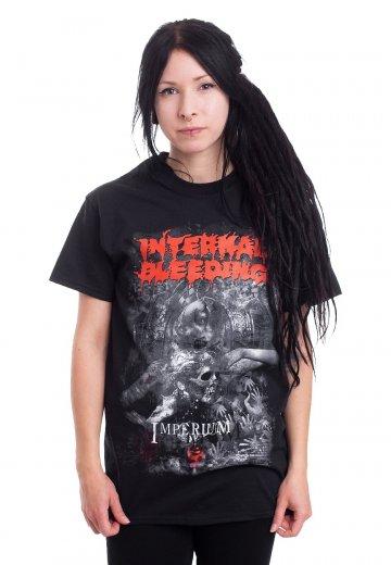 Internal Bleeding - Imperium Cover - T-Shirt