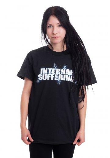 Internal Suffering - Logo - T-Shirt