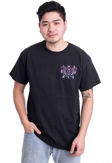 Intervals - Butterfly - T-Shirt