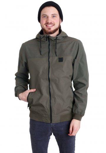 Iriedaily - Auf Flag Mel Olive - Jacket