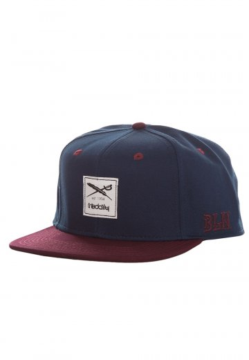 Iriedaily - Daily Contra Navy/Red - Cap