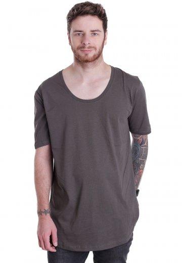 1839a1c4339 Iriedaily - Long Subneck Olive - T-Shirt - Streetwear Shop ...