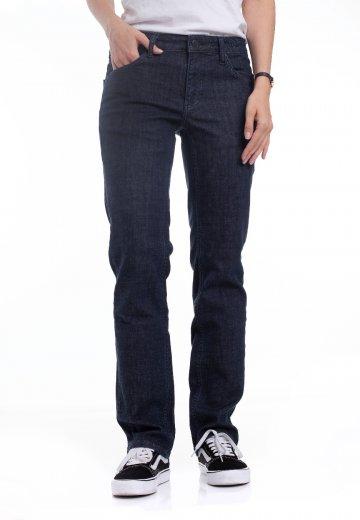 Ironnail - Bishop Straight Dark Blue - Jeans
