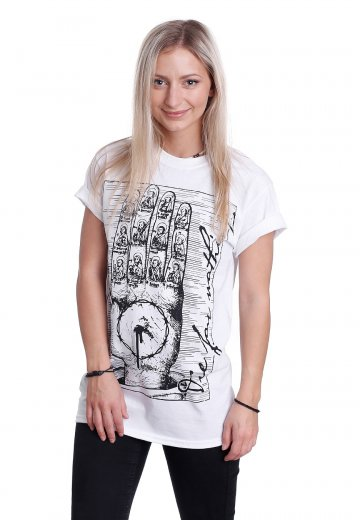 Ironnail - Cohen White - T-Shirt