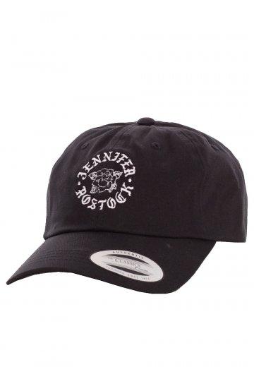 Jennifer Rostock - Logo Rose 2 - Cap - Official Crossover Merchandise Shop  - Impericon.com AU f4d2305b3225