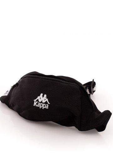perro Acrobacia hoja  Kappa - Edion Black - Hip Bag - Fashion Shop - Impericon.com UK