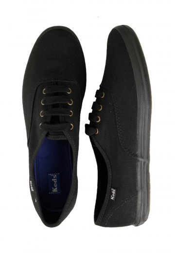87de5c84d03e5 Keds - Champion CVO Black Black - Girl Shoes - Impericon.com US