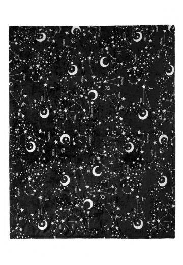 Killstar - Milky Way Black - Blanket